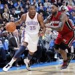 NBA Basketball Beting - Oklahoma City Thunder