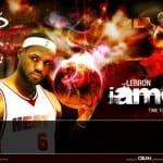 Lebron_James Miami_Heat NBA Basketball Betting