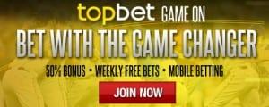 TopBET American (USA) Online Sportsbook Review – Bonus Codes